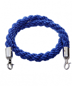 Blue Braided Rope