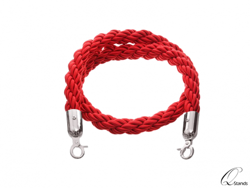 Red Braided Rope