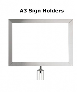 A3 Sign Holders
