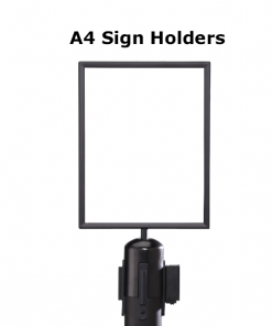 A4 Sign Holders