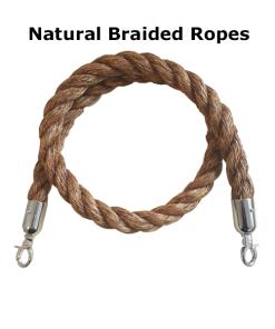 Natural Braided Ropes